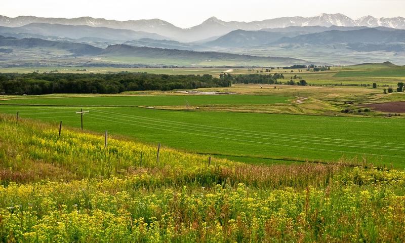 Shields Valley Montana