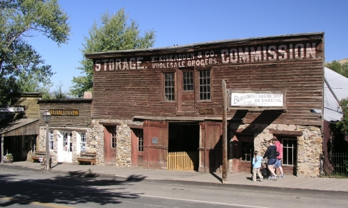 Virginia City Montana Old West Mining Town Alltrips
