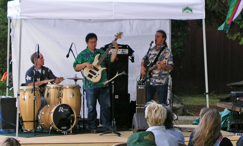 Live Music at the Ennis Fly Fishing Festival
