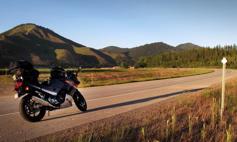 Bozeman Motorcycle