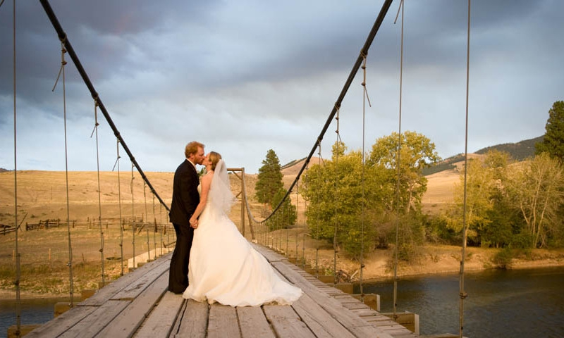 Wedding Weddings Bozeman Montana