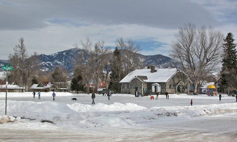 Bozeman Ice Skating