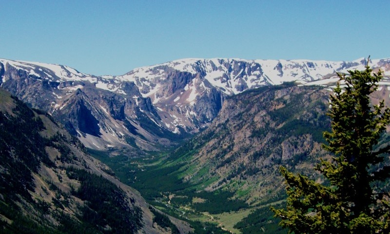 Places To Visit Beartooth Mountains Alltrips