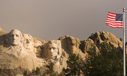 Black Hills Mount Rushmore