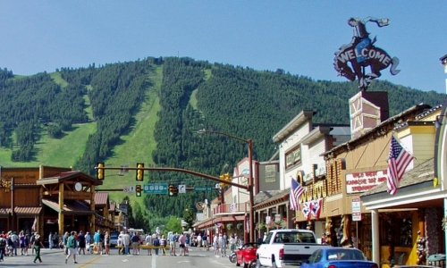 Jackson hole wyoming to bozeman montana alltrips for Towns near jackson hole wyoming