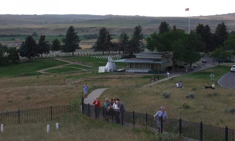 Battle Of Little Bighorn Battlefield Alltrips