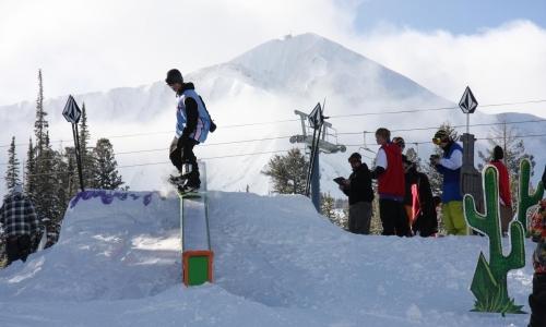 Moonlight Basin Ski Resort In Big Sky Montana Alltrips