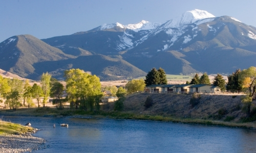 Bozeman montana fishing lodges alltrips for Bozeman mt fishing