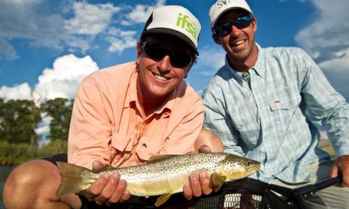 Fly Fishing with Lone Peak Outfitters in Montana