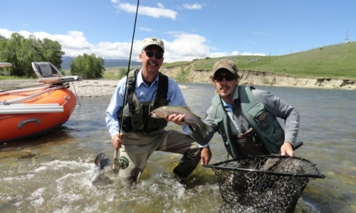 Boulder River Fishing Guides