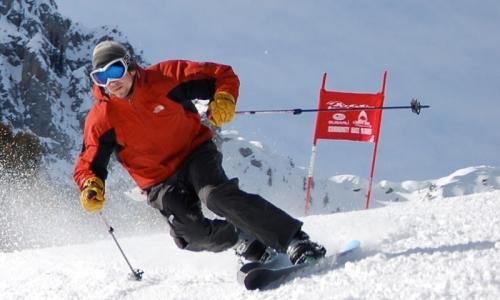 Skiing Bozeman Montana