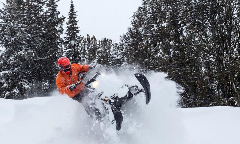 Bozeman Snowmobile Tours