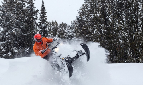 Bozeman Snowmobile Tours