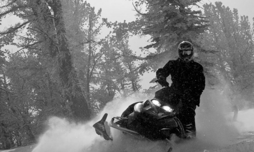 Bozeman Snowmobile Trails
