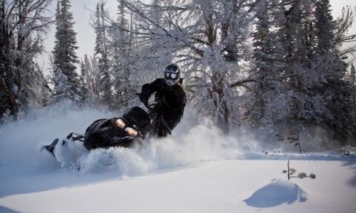 Bozeman Montana Snowmobiling