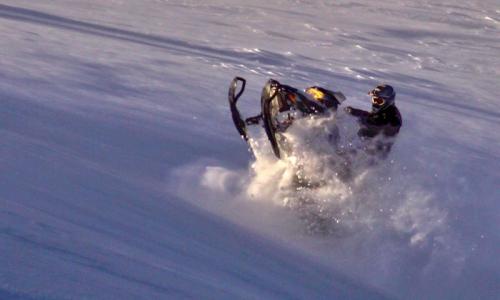 Bozeman Snowmobiling
