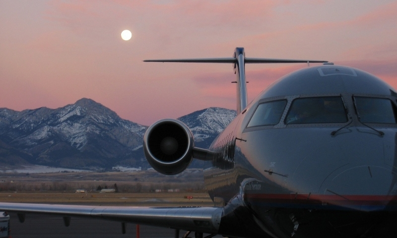 All Seasons Rv >> Bozeman Montana Airport, Flights & Airlines - AllTrips
