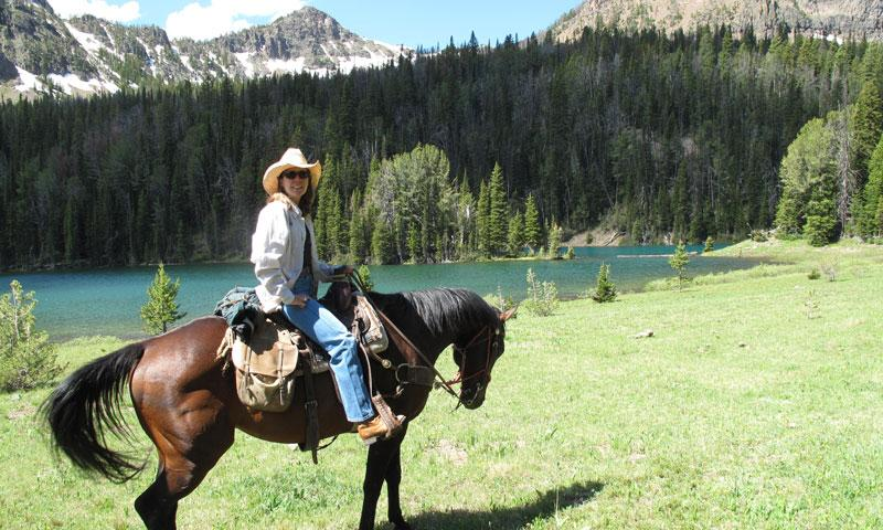 Horseback Riding and Fishing Trip in the Absarokas
