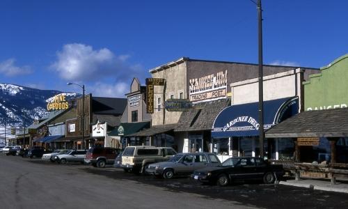 Gardiner Montana Mt Welcome Alltrips