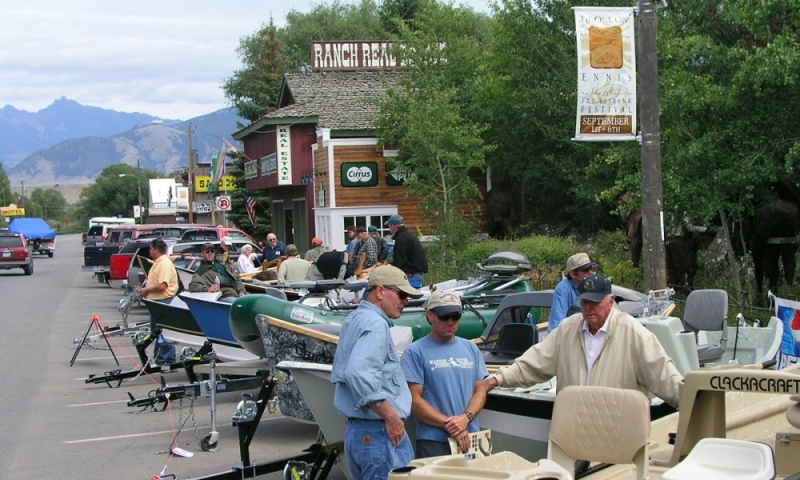 Ennis Montana Fly Fishing Festival