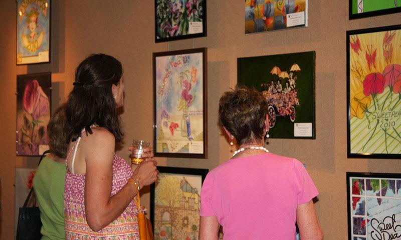 Gallery Art Walk in Bozeman Montana
