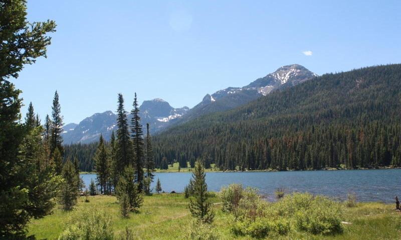 Hyalite Reservoir