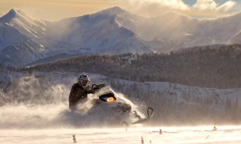 Big Sky Snowmobiling