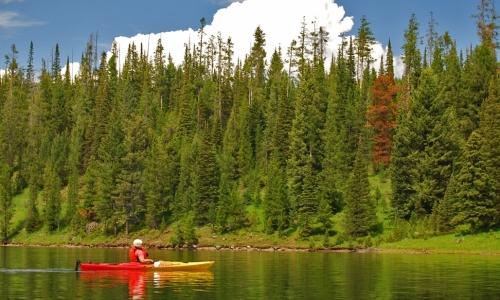 Bozeman Montana Kayaking