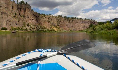 Bozeman Montana River Rafting Trips