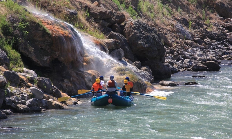 Bozeman Float Trips on the Yellowstone River