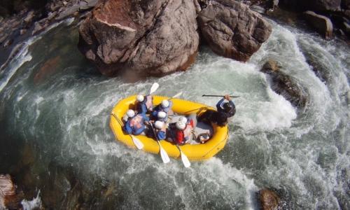 Bozeman Rafting