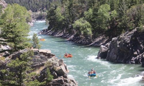 Bozeman Rafting Montana