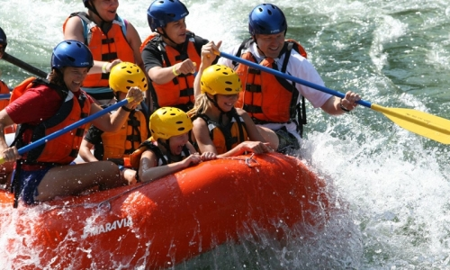 Bozeman White Water Rafting