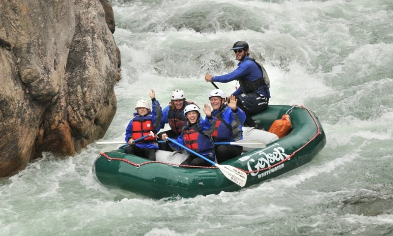 Bozeman White Water