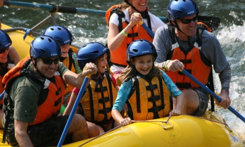 Bozeman Whitewater Rafting