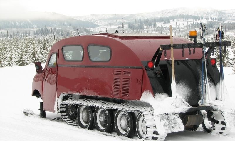Bozeman Snowcoach